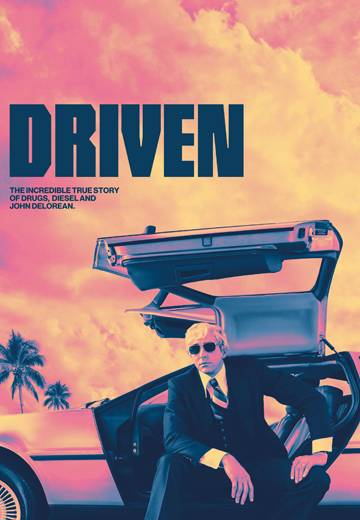 Key art for Driven