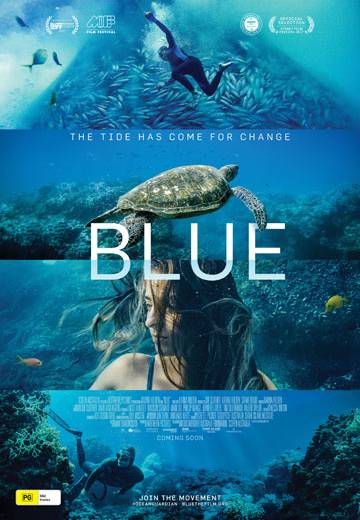 Key art for Blue