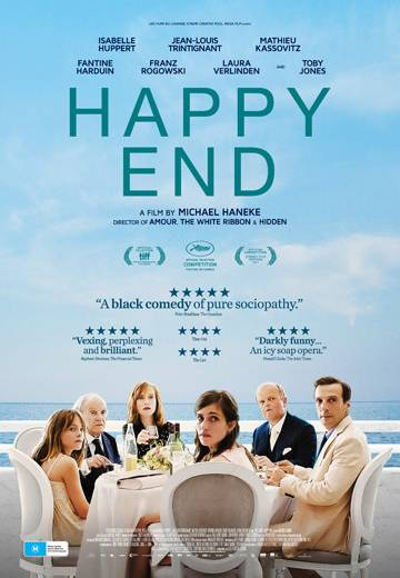 Key art for Happy End