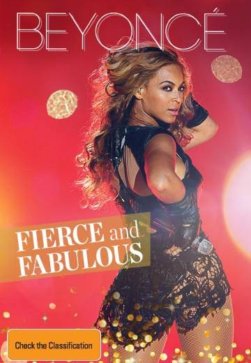 Key art for Beyonce: Fierce And Fabulous