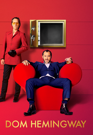 Key art for Dom Hemingway