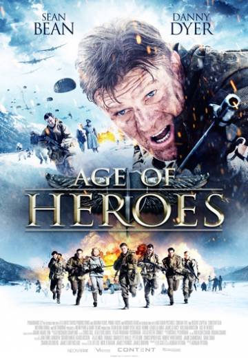 Key art for Age Of Heroes