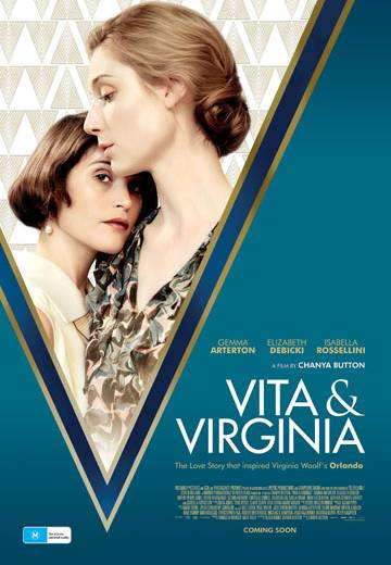 Key art for Vita And Virginia