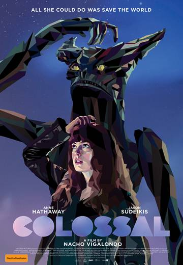 Key art for Colossal