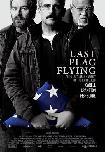 Key art for Last Flag Flying