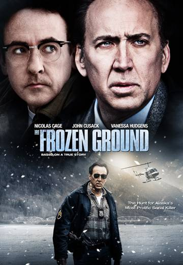 Key art for The Frozen Ground