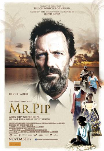 Key art for Mr. Pip