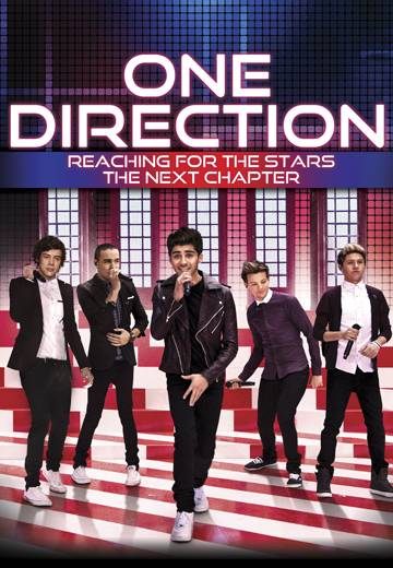 Key art for One Direction: Reaching for the Stars Part 2