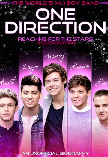 Key art for One Direction: Reaching for the Stars Part 1