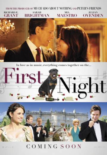 Key art for First Night
