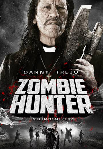 Key art for Zombie Hunter