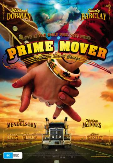 Key art for Prime Mover