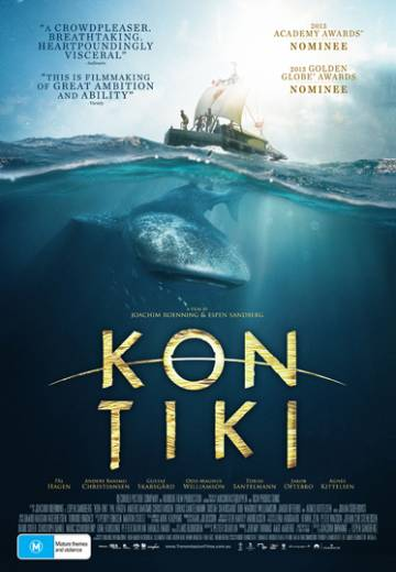 Key art for Kon-Tiki
