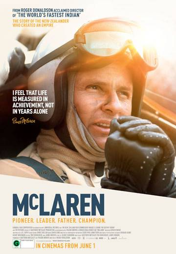 Key art for McLaren