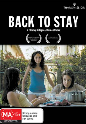 Key art for Back To Stay