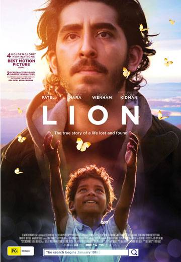 Key art for Lion