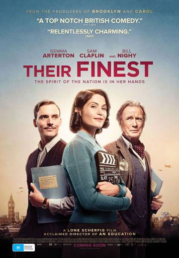 Key art for Their Finest