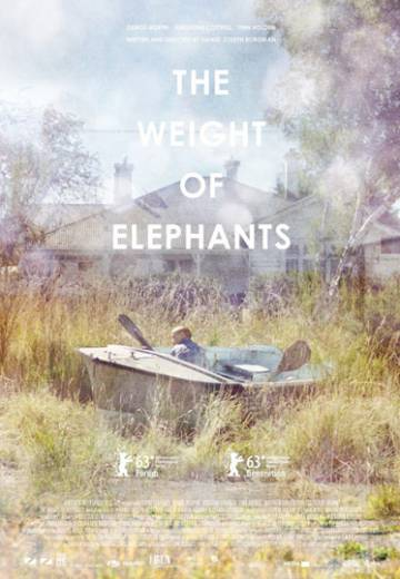 Key art for The Weight of Elephants