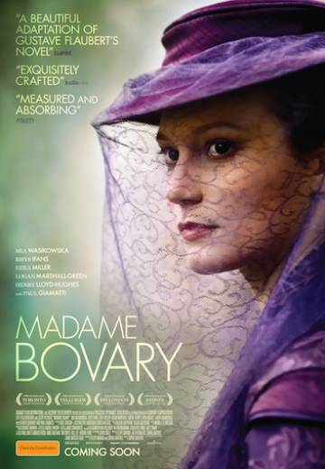 Key art for Madame Bovary