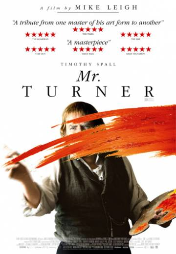 Key art for Mr. Turner