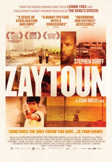 Key art for Zaytoun
