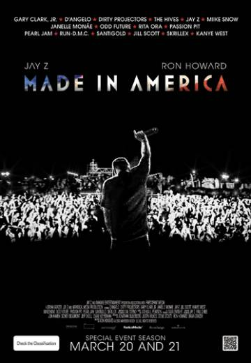 Key art for Made in America