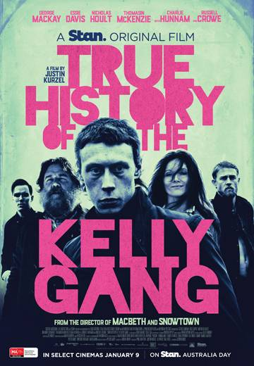 Key art for True History of the Kelly Gang