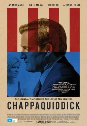 Key art for Chappaquiddick