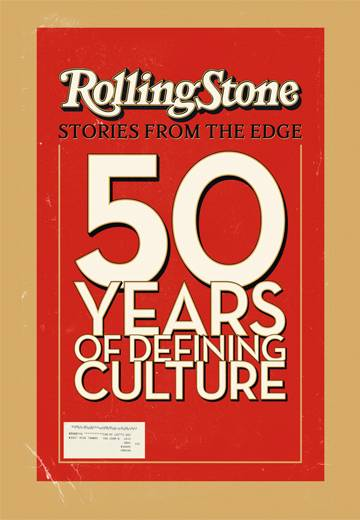 Key art for Rolling Stone: Stories From The Edge