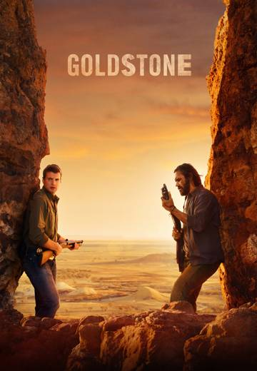 Key art for Goldstone
