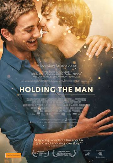 Key art for Holding The Man