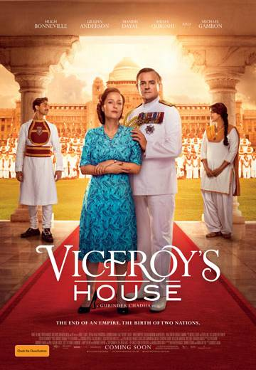 Key art for Viceroy's House