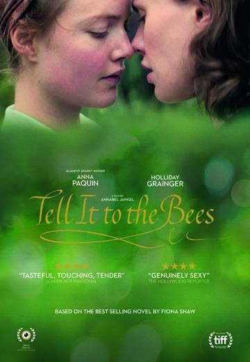 Key art for Tell It To The Bees