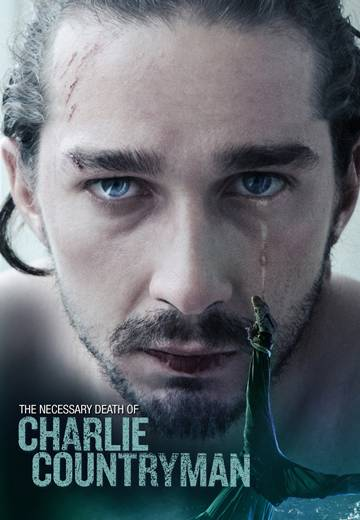 Key art for Necessary Death of Charlie Countryman, The