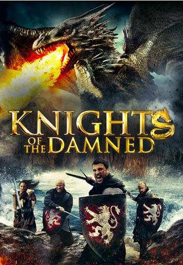Key art for Knights Of The Damned