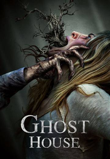 Key art for Ghost House