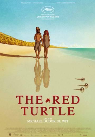 Key art for The Red Turtle