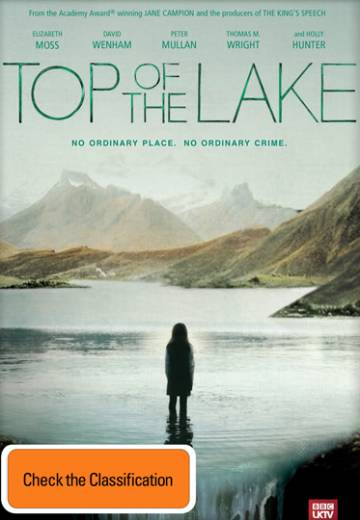 Key art for Top of the Lake