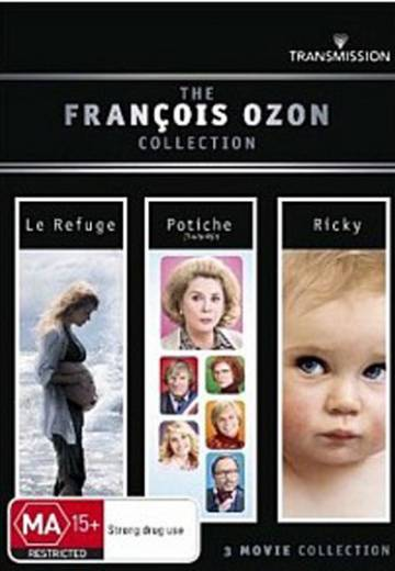 Key art for The François Ozon Collection