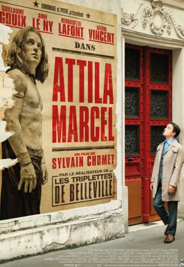 Key art for Attila Marcel