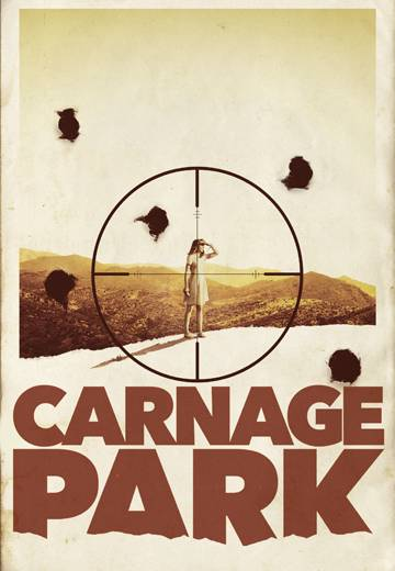 Key art for Carnage Park