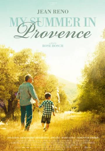 Key art for My Summer in Provence (Digital Only)