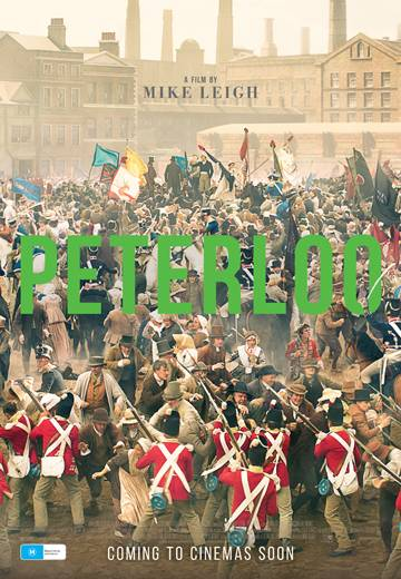 Key art for Peterloo