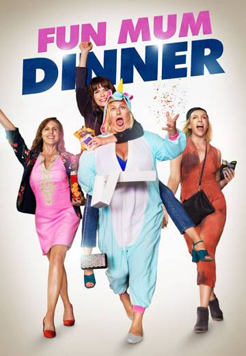 Key art for Fun Mum Dinner