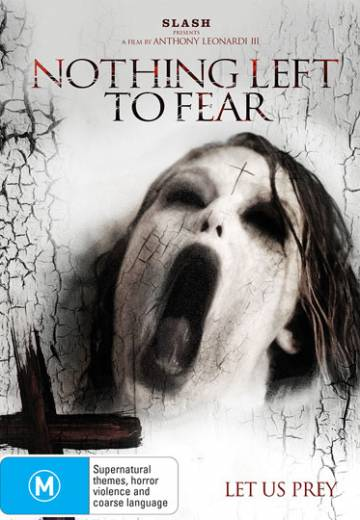 Key art for Nothing Left To Fear