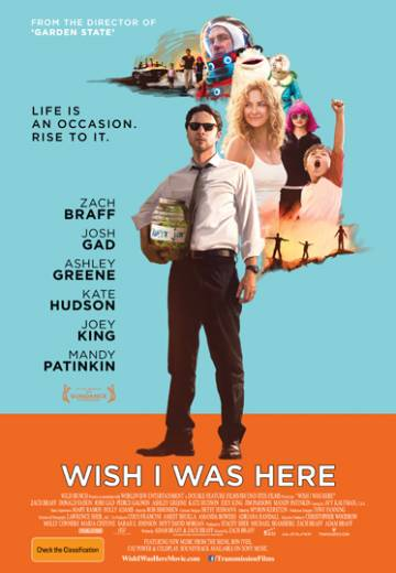 Key art for Wish I Was Here