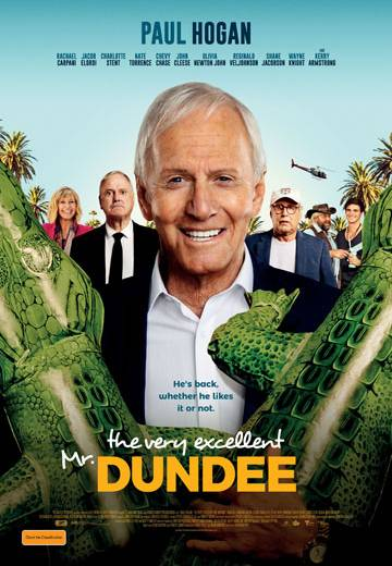 Key art for The Very Excellent Mr Dundee