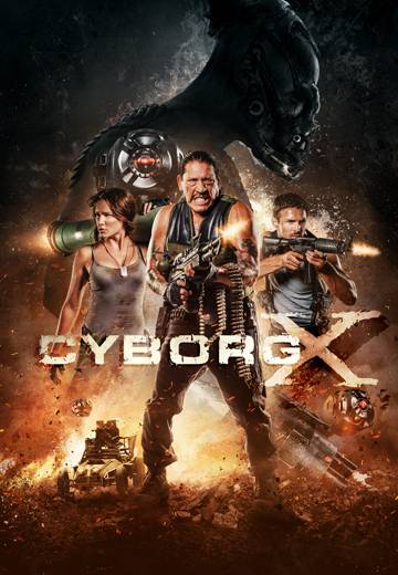 Key art for Cyborg X
