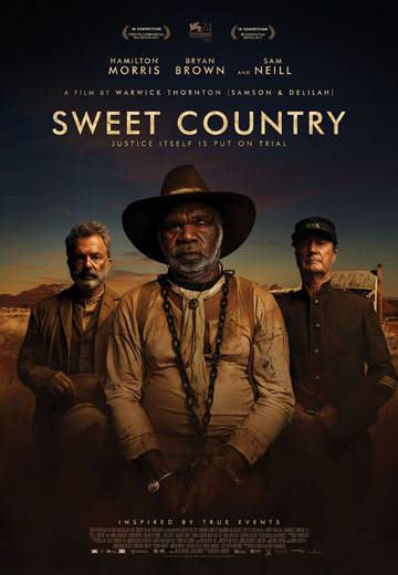 Key art for Sweet Country