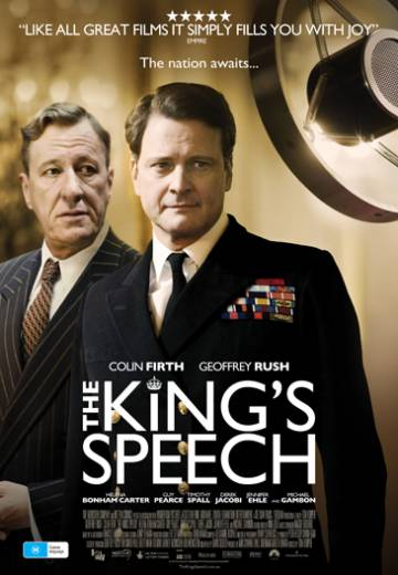 Key art for The King's Speech